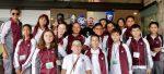 Viaja a la Cd. de México, delegación de 14 alumnos sudcalifornianos, ganadores de la Olimpiada Infantil del Conocimiento.