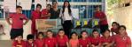 Cumple Gobierno Municipal compromiso con alumnado de Primaria Ricardo Flores Magón