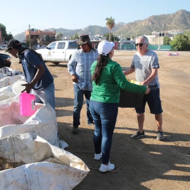 """02 Programa de Manejo de Residuos Sólidos """"Yo Reciclo"""" cambia de ubicación su centro de acopio"""