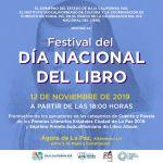 Realizará ISC, celebración con motivo del Día Nacional del Libro.