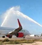 Mejora La Paz, conectividad aérea a nivel nacional: Luis Araiza