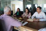 El Gobierno Municipal continúa trabajando en beneficio de Empresarios Locales