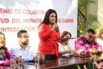 """""""Juntos Sociedad y Gobierno por un municipio libre de adicciones"""" Armida Castro Guzmán"""