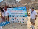 Realiza Zofemat Los Cabos limpieza de playas durante fiestas decembrinas