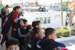 Niños del jardín Clotilde González, visitan el Palacio Municipal