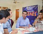 Los jóvenes, figura importante de la sociedad y para el progreso de BCS: Rigoberto Mares