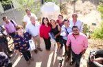 Beneficia Gobierno de alcaldesa Armida Castro a mil 183 familias con la entrega de recursos para captación de agua potable