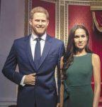 Quitan figuras de cera de Harry La reina pide que en días se resuelva la situación de los duques de Sussex