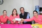 Recauda DIF La Paz 92 mil pesos con redondeo en Supermercados Arámburo