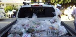 En un solo día, más de 800 despensas fueron distribuidas por las brigadas del Gobierno de Armida Castro