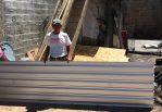 Vecino de Lomas del Sol que perdió su vivienda en incendio, agradece a la alcaldesa Armida Castro el apoyo para reconstruirla