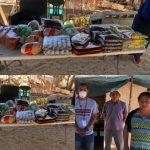 Contribuye Ayuntamiento de Los Cabos para el comedor comunitario de Caribe Bajo en CSL