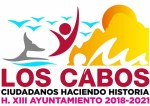 Ante medios de comunicación estatales y locales, alcaldesa Armida Castro informó el panorama del Ayuntamiento de Los Cabos