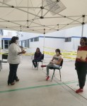 SALUD ESTATAL PROMUEVE LA APLICACIÓN PERMANENTE DE MEDIDAS PREVENTIVAS POR COVID