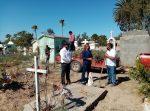 Se realizan trabajos de limpieza en los panteones municipales de Comondú