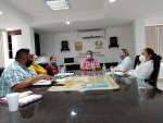 Personal de CADI se reúne con funcionarios del Ayuntamiento de Comondú