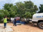 Garantiza Oomsapas Los Cabos el abasto de agua potable en los refugios temporales