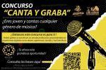 """No pierdas la oportunidad de participar en el concurso """"Canta y Graba"""" del Gobierno de Los Cabos"""