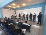 CONCLUYE LA CAPACITACION A ELEMENTOS DE SPM CULMINARON CON EL CURSO COMPETENCIAS BÁSICAS DE LA FUNCIÓN POLICIAL