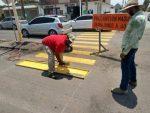 CONTINÚAN LAS OBRAS DE REHABILITACIÓN DEL BULEVAR, ANTONIO ÁLVAREZ RICO