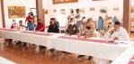 SESIONA CONSEJO MUNICIPAL DE PROTECCIÓN CIVIL POR CERCANÍA DE HURACÁN GENEVIEVE