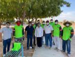 Miembros del Cabildo entregaron uniformes a personal de Servicios Públicos