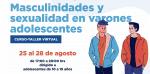 IMPARTIRÁ SALUD ESTATAL CURSO VIRTUAL SOBRE NUEVAS MASCULINIDADES EN ADOLESCENTES