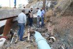 Inicia obra de protección a los acueductos en la zona de Cerro Colorado