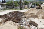 Vecinos de la colonia Leonardo Gastélum en CSL agradecen la pronta respuesta de Servicios Públicos