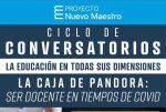 INVITA SEP A PARTICIPAR EN EL CONVERSATORIO SER DOCENTE EN TIEMPOS DE COVID