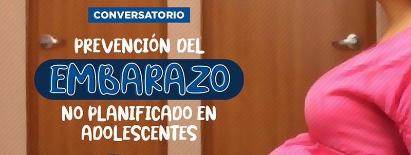 SALUD ESTATAL REALIZARÁ CONVERSATORIO DIGITAL SOBRE PREVENCIÓN DEL EMBARAZO ADOLESCENTE