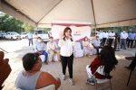 """""""Somos un Gobierno ciudadano que trabaja en resolver la falta de agua en Los Cabos"""": alcaldesa Armida Castro"""