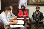 Cumple Ayuntamiento de Los Cabos con Ejido Santiago y avanzan las gestiones para el Parque Paleontológico Temático