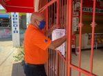 """Durante el """"Buen Fin"""" Protección Civil Los Cabos intensifica recorridos por locales comerciales"""