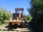 Más de 13 mil kilómetros rehabilitados en caminos de terracería en la zona norte de Los Cabos