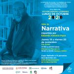 INVITA INSTITUTO DE CULTURA A TALLER VIRTUAL DE NARRATIVA