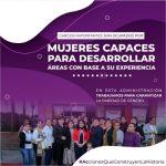 Continúa Armida Castro haciendo historia con un Gobierno que avanza en la Paridad de Género