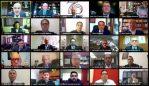 Participa rector de la UABCS en sesión virtual de ANUIES Noroeste