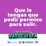 INICIA CAMPAÑA PREVENTIVA CONTRA LA VIOLENCIA FAMILIAR