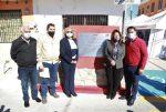 Cumple alcaldesa Armida Castro con familias del Centro de SJC, al lograr la pavimentación integral de la calle Mauricio Castro