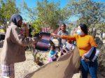 """DIF Los Cabos entregó más de mil 700 cobijas a través de la campaña """"Abriga una Familia"""""""