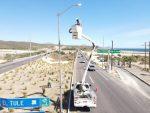 Con más de 12 mil luminarias habilitadas, el Gobierno de Los Cabos busca garantizar calles seguras en la ciudad