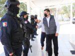 SUPERVISA GOBIERNO ESTATAL COMISARÍA DE POLICÍA EN LORETO