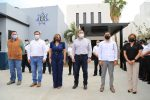 ¡Palabra de mujer, palabra cumplida!; entrega alcaldesa Armida Castro nuevas instalaciones a la policía de Los Cabos