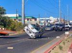El número de accidentes vehiculares ha incrementado, ten precaución: Protección Civil de Los Cabos