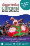INVITAN A CONOCER AGENDA CULTURAL DE ABRIL EN BCS