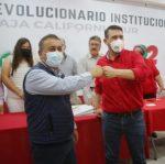 """Con la alianza """"Unidos Contigo"""" renace la esperanza para La Paz y BCS; se registra Barroso ante el PRI"""