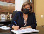 Fundamental la participación de la ciudadanía para prevenir contagios de COVID-19, en Semana Santa: Alcaldesa Lorena Cortés