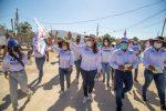 La gente de Los Cabos merece vivir mejor: Lupita Saldaña