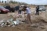 Continúa Gobierno de Los Cabos rehabilitando las vialidades de Cabo San Lucas